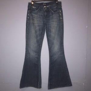 Vintage Lucky Brand Flare Legs